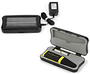 SteriPEN Adventurer Water Purifier w/Solar Charging Case